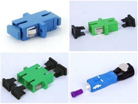 Fiber Optic Adaptor Fc St Sc Lc Simplex pluggable sc simplex fiber optic adapter fc st fiber