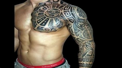simple tribal tattoos design and their meanings for men