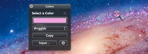 os x color picker december 2012 scot hacker s foobar