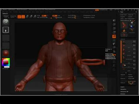 zbrush watch tutorial zbrush tutorial getting started working with subtools