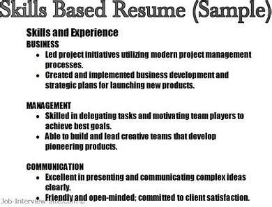 unforgettable supervisor resume examples to stand out myperfectresume