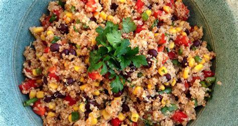protein quinoa salad complete protein quinoa salad