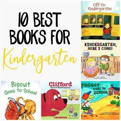 from the day books 10 best back to school books for kindergarten our