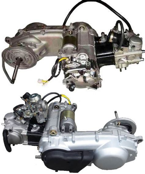 Linhai 260cc Motor Parts