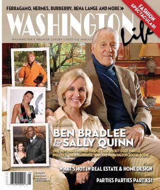 washington life magazine november   washington