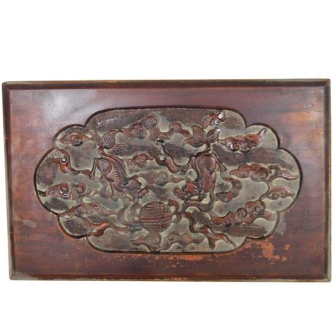asian wall art zoom asian wood carvings wall art antique chinese hand carved rosewood lacquered wooden wall
