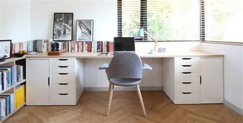 home office scandinavian workspace www my full house com ikea office office ideas pinterest offices desks