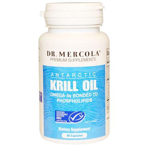 Suplemen Krill Dr Mercola Premium Supplements Krill 60 Capsules