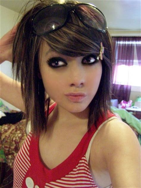 emo hairstyles com cute emo hairstyles for the young girls cute hairstyles