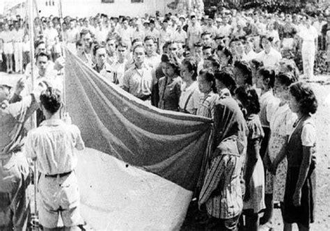 Buku Jadul Proklamasi Kemerdekaan Bangsaku Balai Pustaka kronologi proklamasi kemerdekaan indonesia jejak tamboen