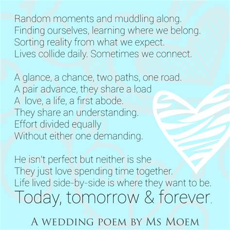 Wedding Poems by The 53 Best Images About Wedding Poems On I