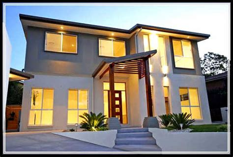 home construction design tips traditional classic exterior house design in natural taste