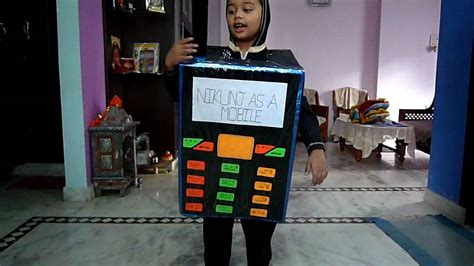 Electronic Gadget by Fancy Dress Competition Youtube