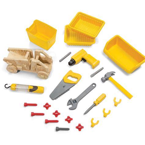 step2 tool bench just like home handyman workbench kids pretend play step2