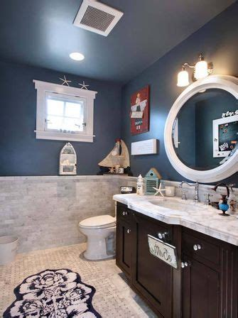 nautical bathroom designs making nautical bathroom d 233 cor by yourself bathroom
