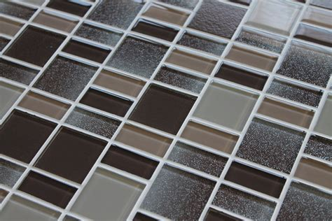 fusion brown pattern glass mosaic fusion brown glass mosaic tiles rocky point tile glass