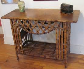 Rattan Console Table Rattan Console Table Hook Antique Center