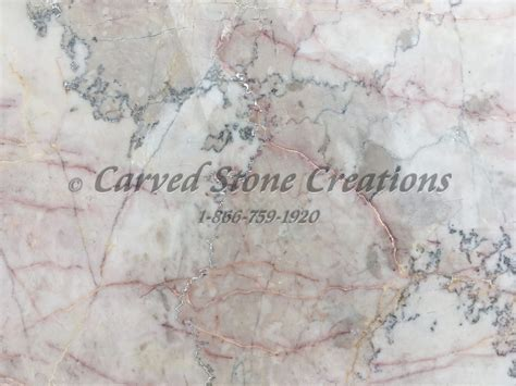 18×18 Cream Jade Marble Polished Tile   Carved Stone Creations
