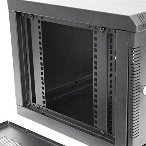 8u wall mount cabinet 8u 8ru 19 quot wall mount rack cabinet450mm deep wc8u selby