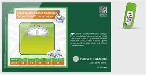 Conto Banco Di Sardegna by Cagna Pubblicitaria Banco Di Sardegna Glisbo Pubblicit 224