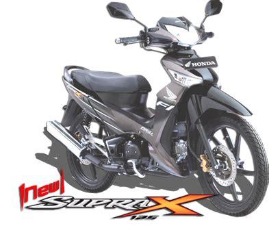 Cover Motor Honda New Supra X 125 Cw Sporty Mmc honda supra x 125 motorkeren