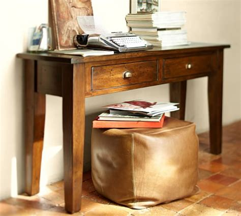 Camden Reclaimed Wood Console Table Pottery Barn Pottery Barn Camden Coffee Table