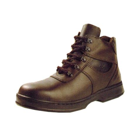 Safety Shoes K2 k2 te2004k brown grain leather laced safety shoes