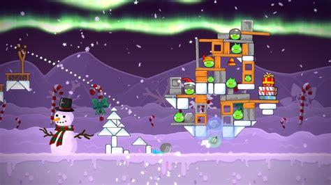 Wii U Angry Birds Trilogy Berkualitas angry birds trilogy wii u wii new screenshots maxconsole