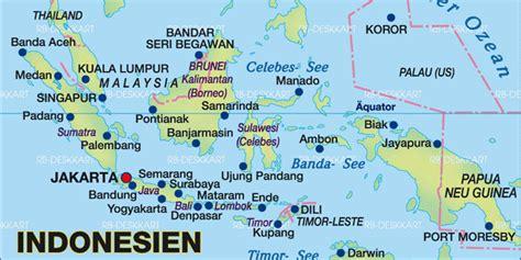 map  indonesia country welt atlasde