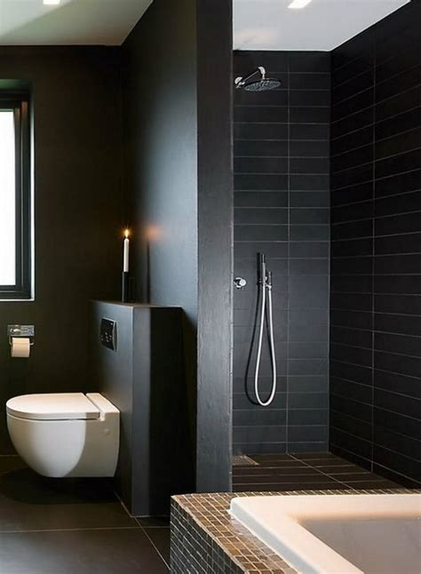 Black Bathroom Tiles Ideas by The Most Inspiring Black Bathroom Vanities
