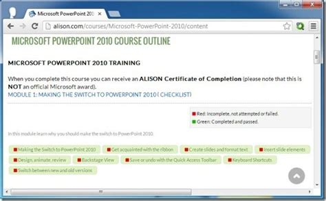 microsoft templates powerpoint 2010 alison provides free for powerpoint and