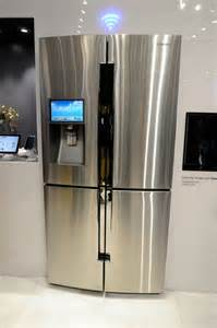 Kitchen Appliances Las Vegas - smart refrigerator runs apps for shopping lists recipes toronto star