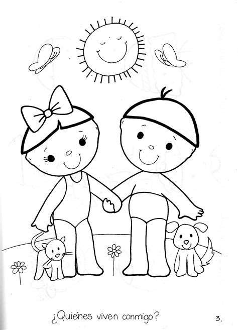 imagenes para colorear respeto figuras del respeto a las personas para colorear imagui