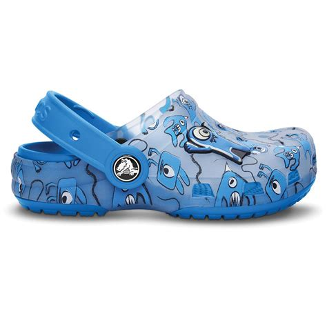 Light Blue Crocs crocs chameleons clog light blue ebay