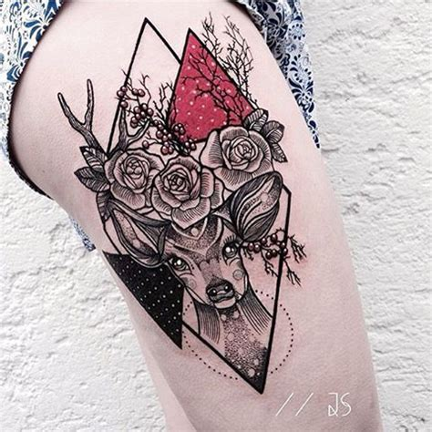 tattoo geometric hipster 689 best hipster tattoos images on pinterest tattoo