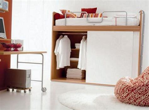bett kleiderschrank 10 creative ways to add wardrobe storage to your home