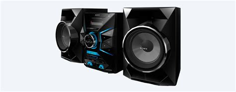 Sony High Power Home Audio System With Bluetooth Gtk Xb5 high power home audio system with bluetooth 174 mhc gzx33d