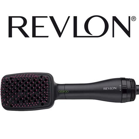 Revlon Hair Dryer Brush Attachment womens revlon perfectionist 2 in 1 ionising paddle brush