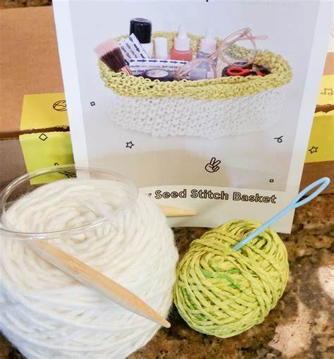 knit wise knit wise subscription box review september 2016 hello