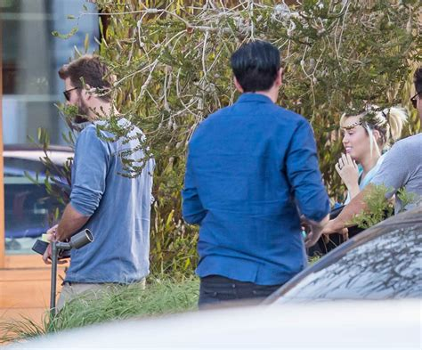 Liam Hemsworth House by Miley Cyrus And Liam Hemsworth Together At Soho House In