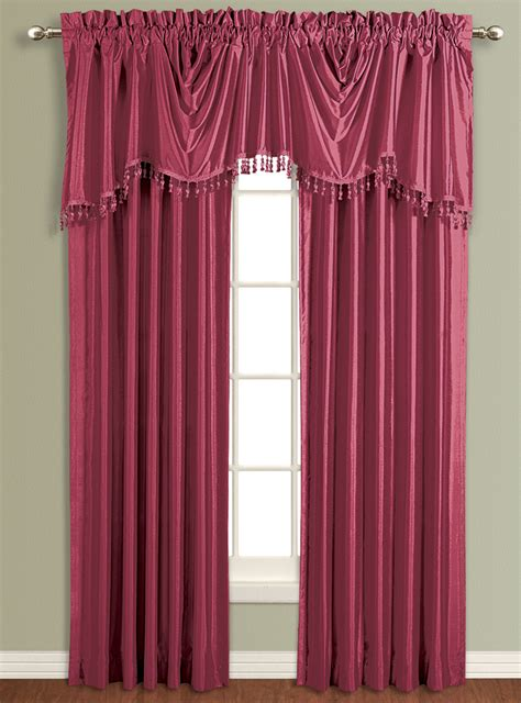 anna curtains anna lined rod pocket panel natural united curtains