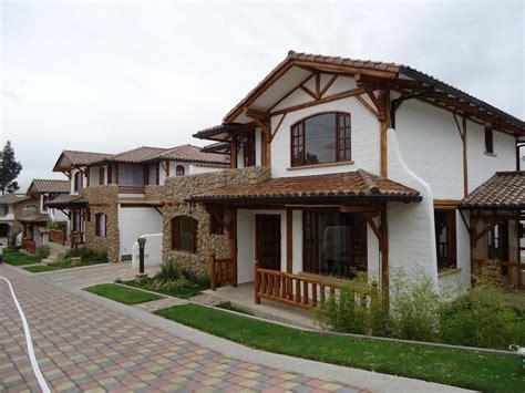 casas rusticas en venta hermosa casa rustica sector sta rosa provincia de