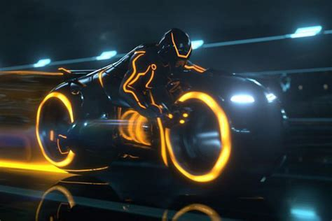 Light Cycle by Roborace Hired The Legacy S Light Cycles