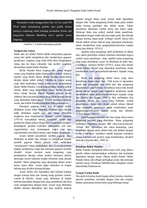 format artikel unesa template ejournal unesa