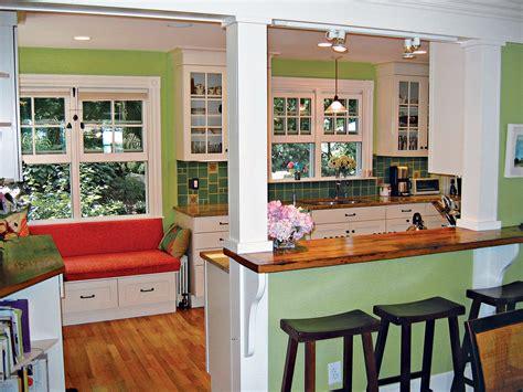 half wall kitchen designs home design decorating ideas