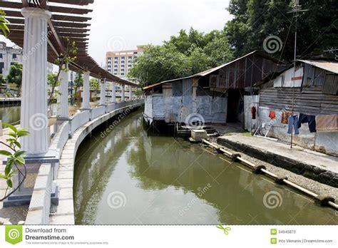 Malaysia 2009 Unesco World Heritage malacca city riverside promenade malaysia stock image image 34945873
