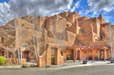 inn of loretto inn at loretto santa fe nm photograph by alan toepfer