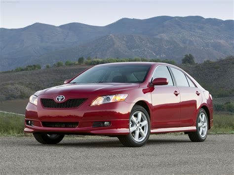 What Is A Toyota Camry Toyota Images Toyota Camry Se 2007 Hd Wallpaper And