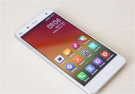 Tablet Xiaomi Mi4 xiaomi mi4 review with rating phonesreviews uk mobiles apps networks software tablet etc