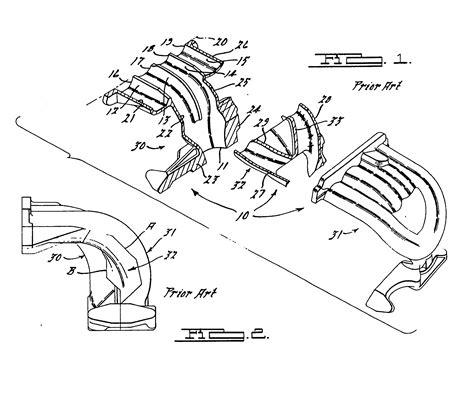 segmental pattern in casting video patent ep0215616b1 method of joining foam patterns for